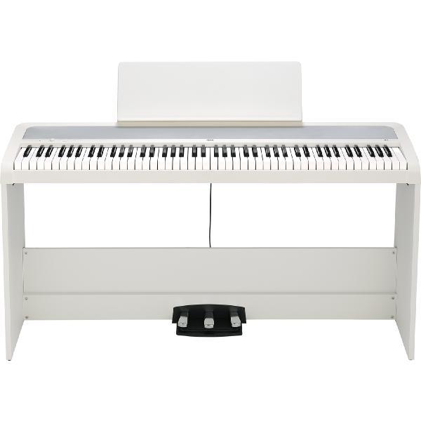 Цифровое пианино Korg B2SP White цифровое пианино korg grandstage 73