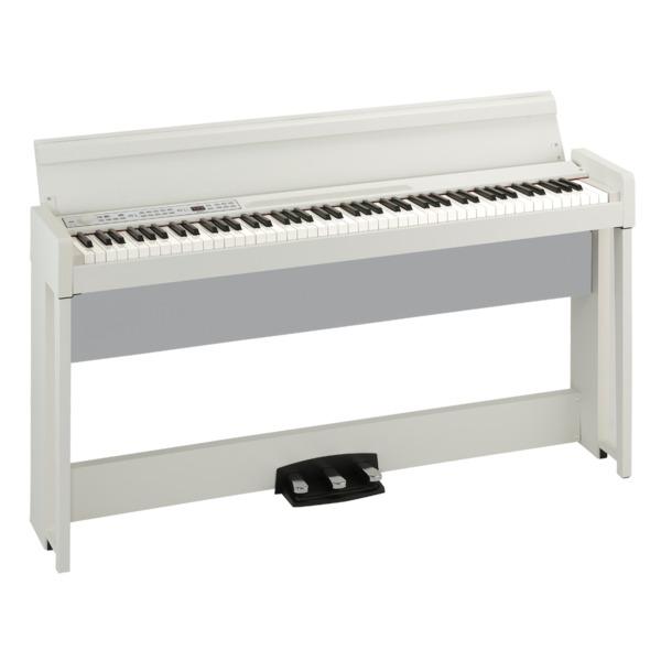 все цены на Цифровое пианино Korg C1 AIR White онлайн