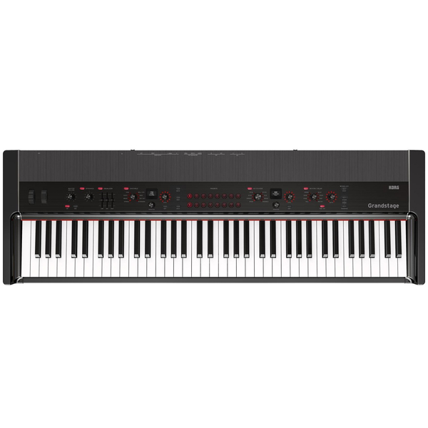 все цены на Цифровое пианино Korg Grandstage 73 онлайн
