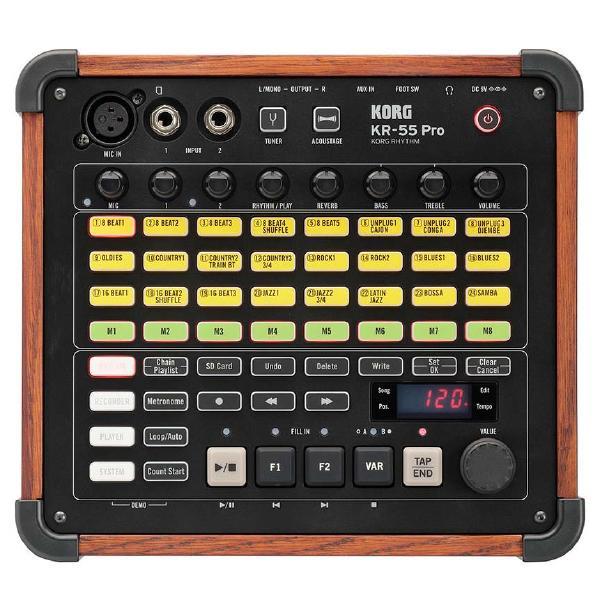 цены Драм-машина Korg KR-55 Pro