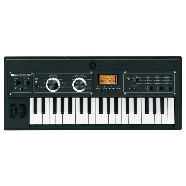 Синтезатор Korg microKORG XL+ korg pa600 touch screen