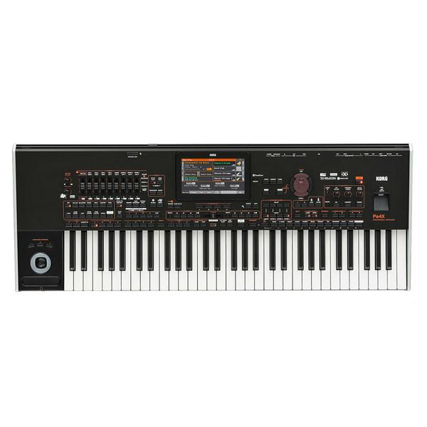 Синтезатор Korg Pa4X-61 вокальный процессор boss ve 8