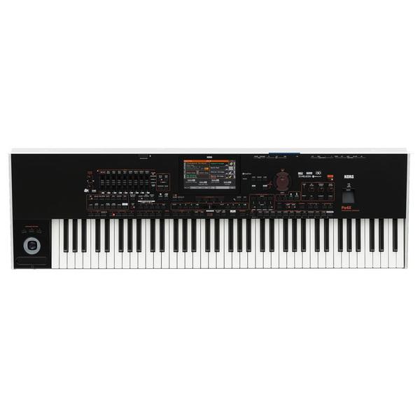Синтезатор Korg Pa4X-76 вокальный процессор boss ve 8