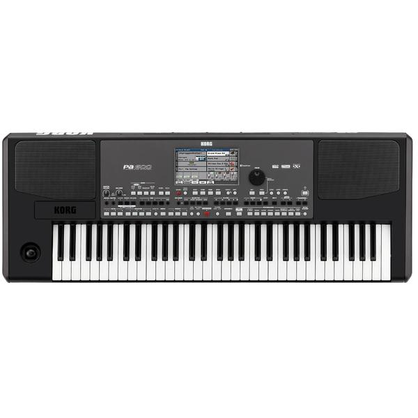 Синтезатор Korg PA600 korg pa600 touch screen