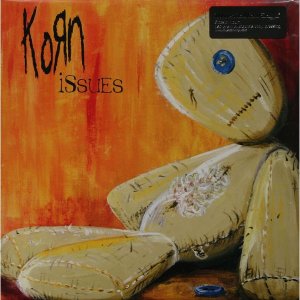 KORN - Issues (2 Lp, 180 Gr)