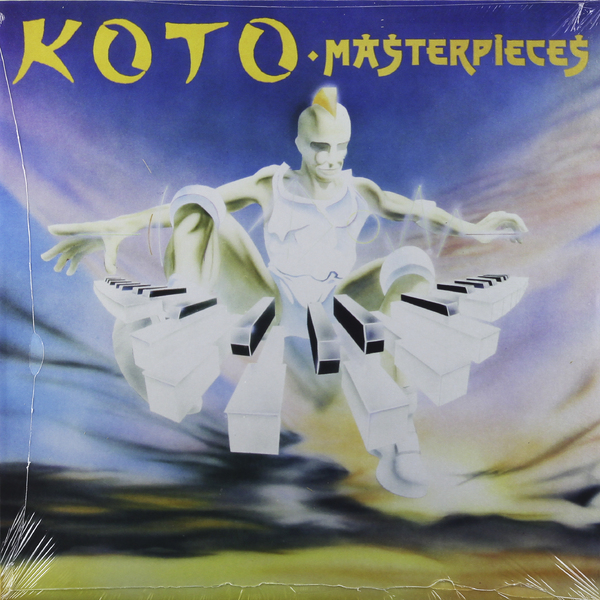 KOTO KOTO - Masterpieces koto koto the 12 mixes