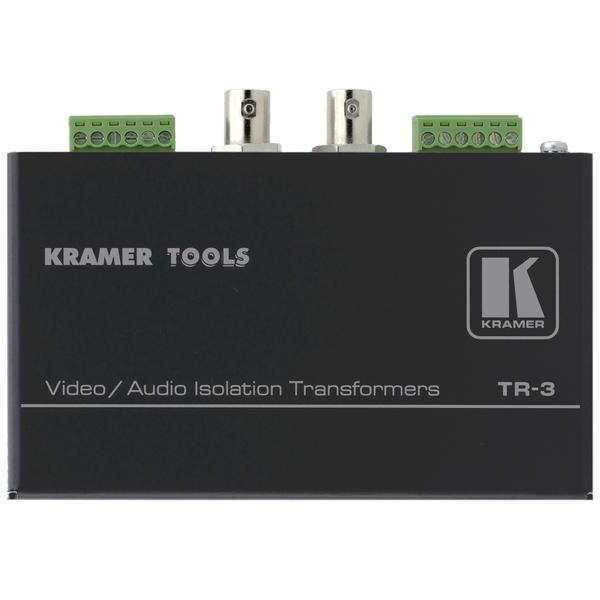 Фото - Изолирующий трансформатор Kramer TR-3 календаные блоки verdana 3 0 офсет миди 3 сп серый 2020