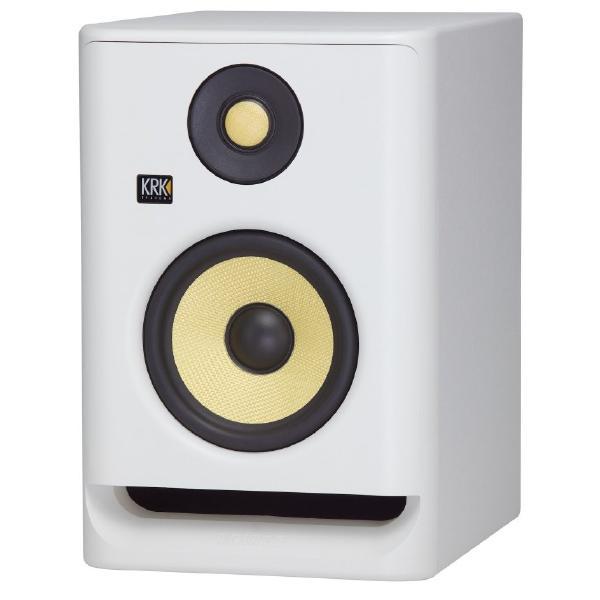 Студийный монитор KRK ROKIT 5 G4 White монитор 24 5