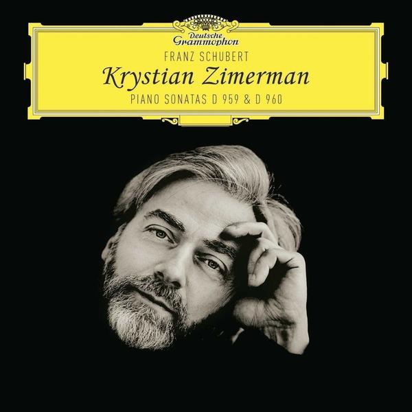 Schubert SchubertKrystian Zimerman - : Piano Sonatas Nos 20 21 (2 LP)
