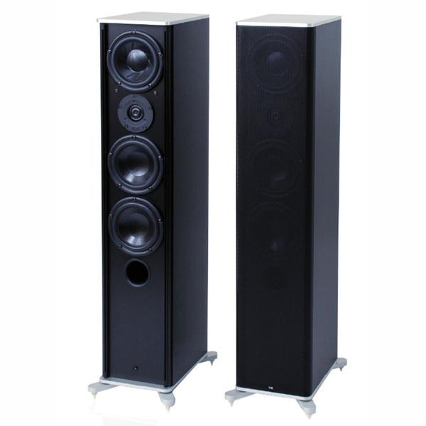 Активная напольная акустика T+A KS Active Silver/Black