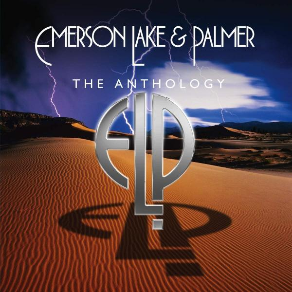 Emerson, Lake Palmer Emerson, Lake Palmer - Antology 1970 - 1998 (4 LP) deconnick stegman palmer sif