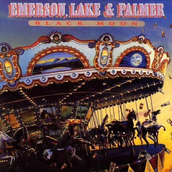 Emerson, Lake Palmer - Black Moon