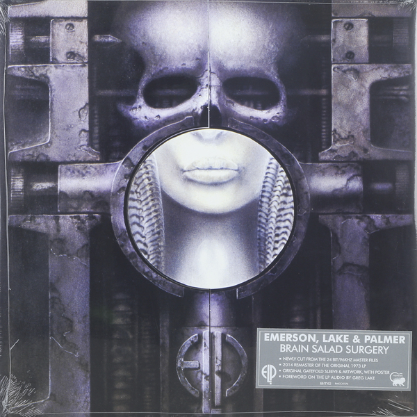 Emerson, Lake Palmer Emerson, Lake Palmer - Brain Salad Surgery deconnick stegman palmer sif