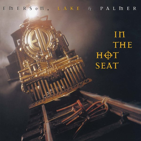 Emerson, Lake Palmer Emerson, Lake Palmer - In The Hot Seat lroom зеркало palmer
