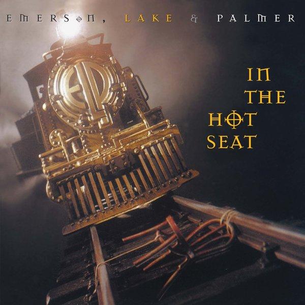 Emerson, Lake Palmer Emerson, Lake Palmer - In The Hot Seat стоимость
