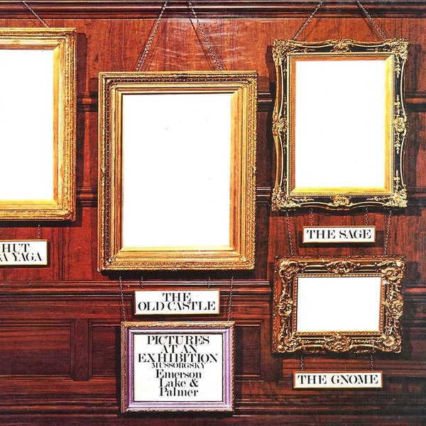Emerson, Lake Palmer Emerson, Lake Palmer - Pictures At An Exhibition
