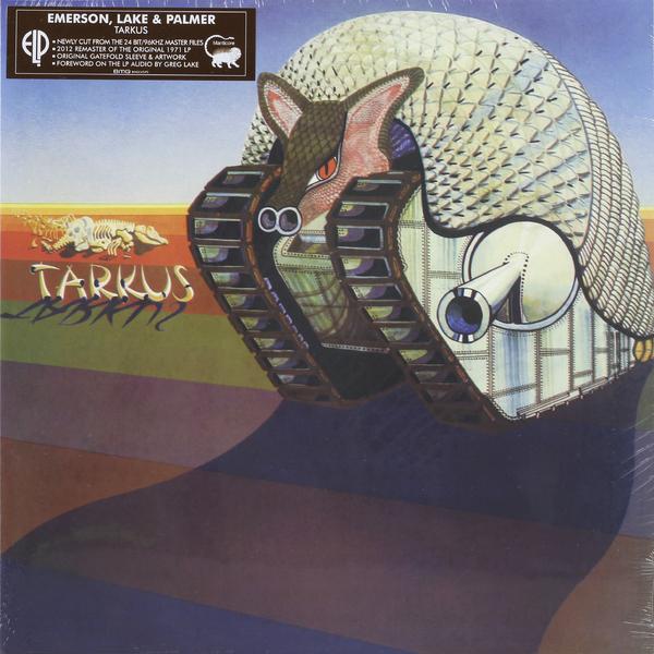 Emerson, Lake Palmer - Tarkus