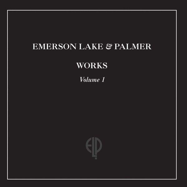 Emerson, Lake Palmer - Works Volume 1 (2 LP)