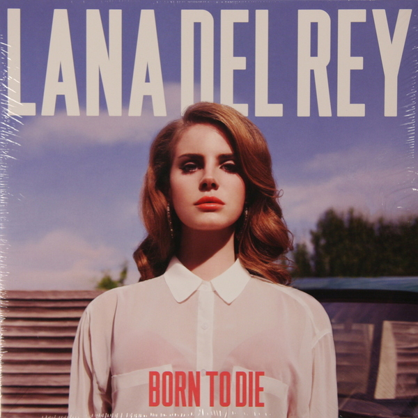 Lana Del Rey - Born To Die (2 LP)