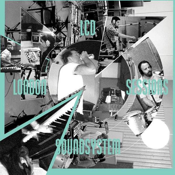 Lcd Soundsystem Lcd Soundsystem - London Sessions (2 LP) lcd soundsystem ferrara