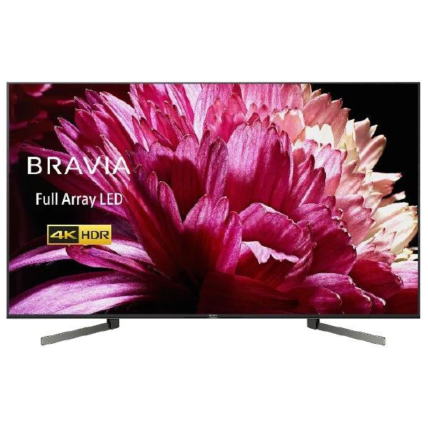 ЖК телевизор Sony LED 75 KD-75XG9505