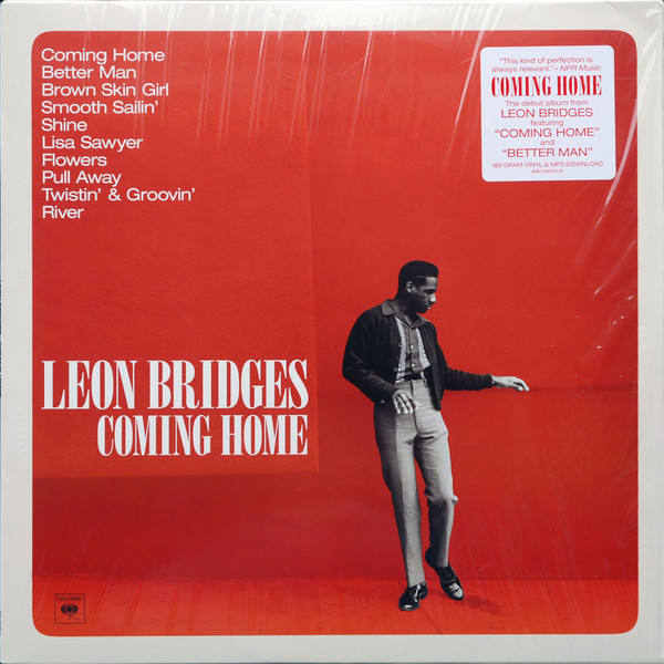 цена Leon Bridges Leon Bridges - Coming Home (180 Gr) онлайн в 2017 году