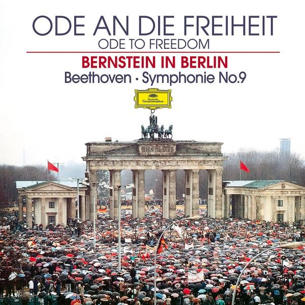 Beethoven BeethovenLeonard Bernstein - : Symphony No. 9 In D Minor, Op. 125 (2 LP) l spohr 2 concertant duos for 2 violins op 9