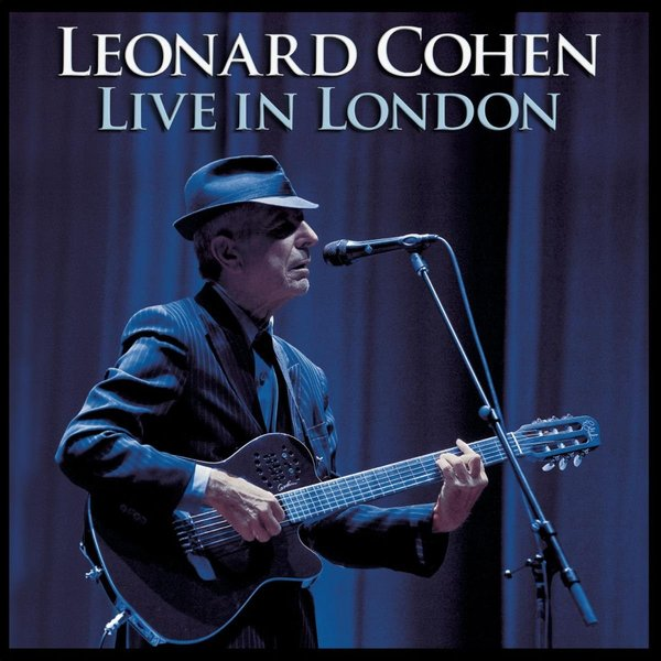 Leonard Cohen - Live In London (3 LP)