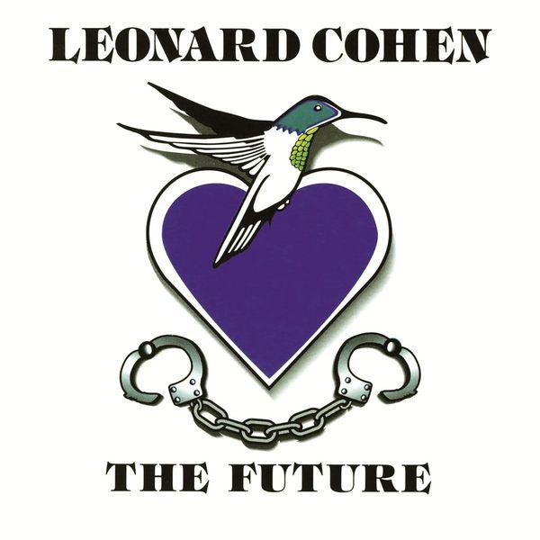 Leonard Cohen Leonard Cohen - The Future (180 Gr) to4rooms ваза cohen