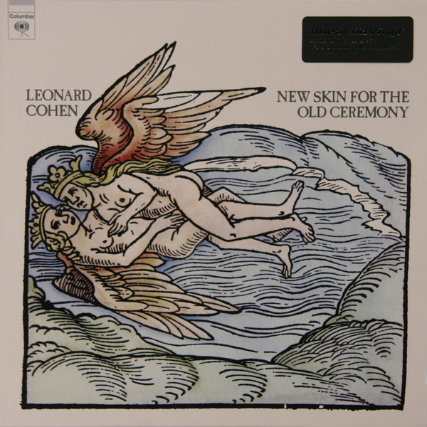 купить Leonard Cohen Leonard Cohen - New Skin For The Old Ceremony (180 Gr, Music On Vinyl) по цене 2410 рублей