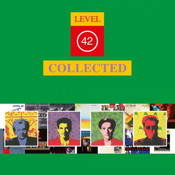 Level 42 - Collected (2 LP)