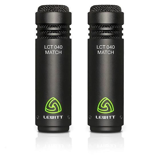 Инструментальный микрофон Lewitt LCT040 MP