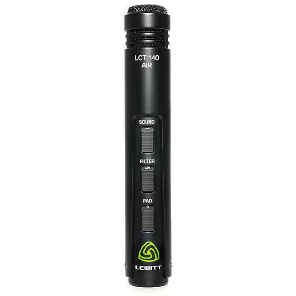 Инструментальный микрофон Lewitt LCT140 AIR