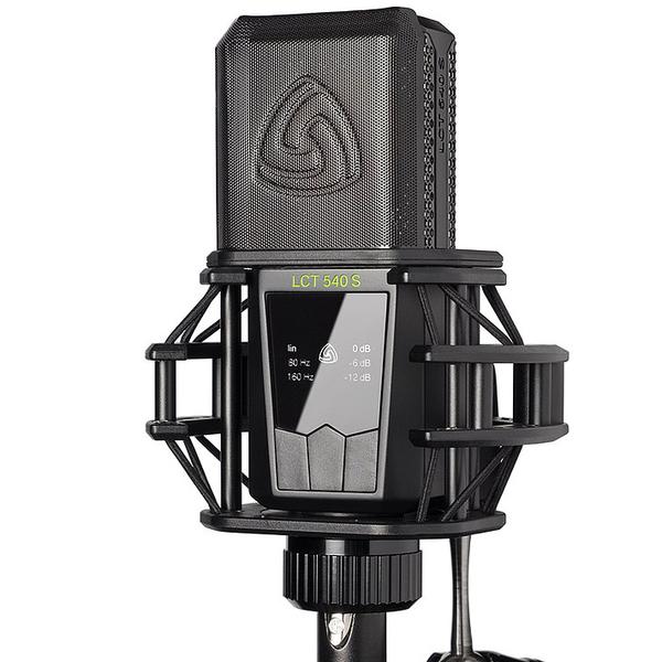 Студийный микрофон Lewitt LCT540 SUBZERO