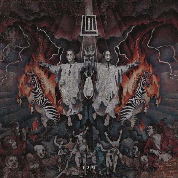Lindemann Lindemann - F M (2 LP) printio lindemann с надписью