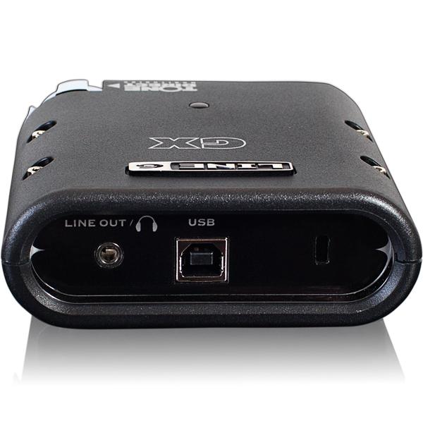 Мобильный аудиоинтерфейс Line 6 POD STUDIO GX