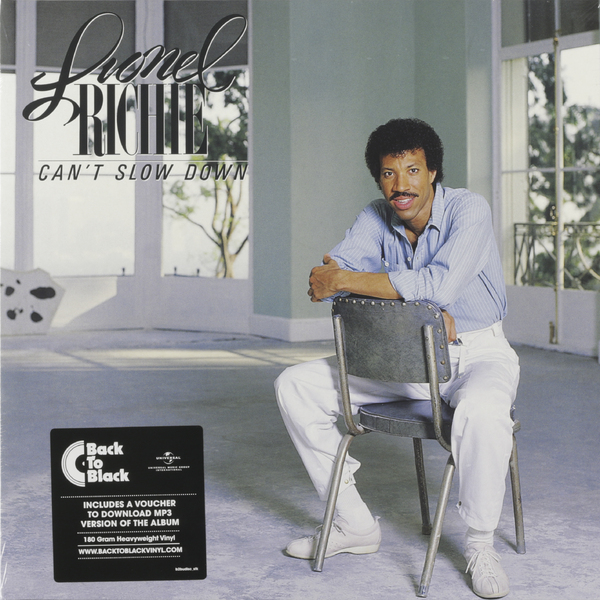 Lionel Richie - Cant Slow Down (180 Gr)