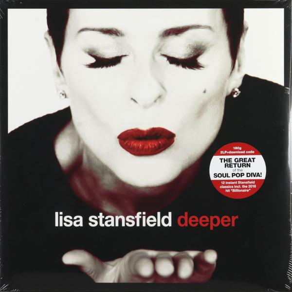 Lisa Stansfield Lisa Stansfield - Deeper (2 Lp, 180 Gr) цена и фото