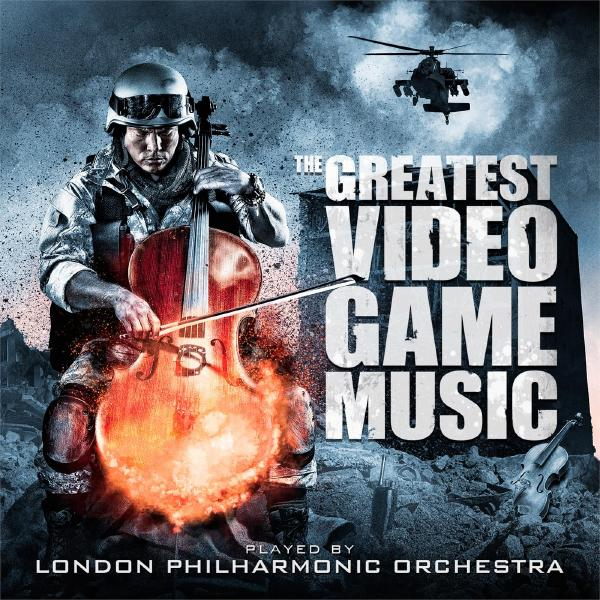 London Philharmonic Orchestra - The Greatest Video Game Music (2 Lp, 180 Gr)