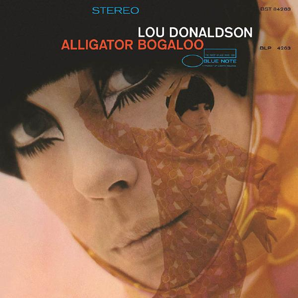 Lou Donaldson Lou Donaldson - Alligator Bogaloo etx2mm862mns good working tested