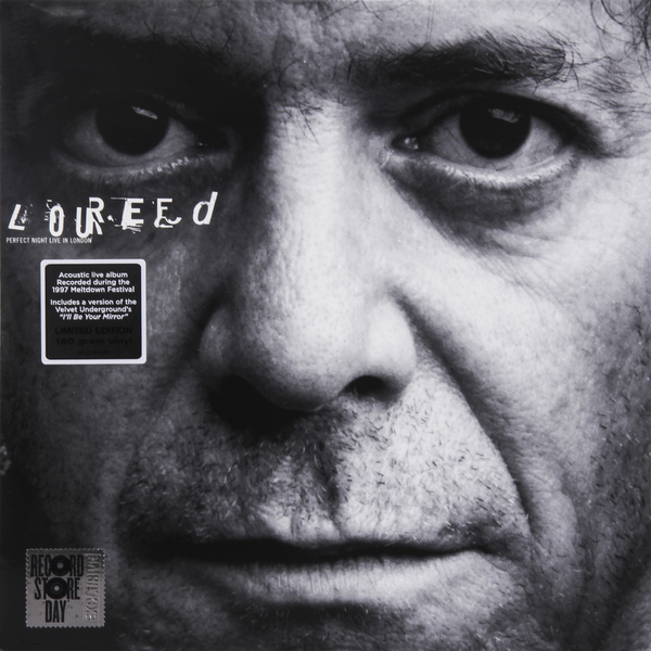 Lou Reed Lou Reed - Perfect Night: Live In London (2 LP) цена и фото