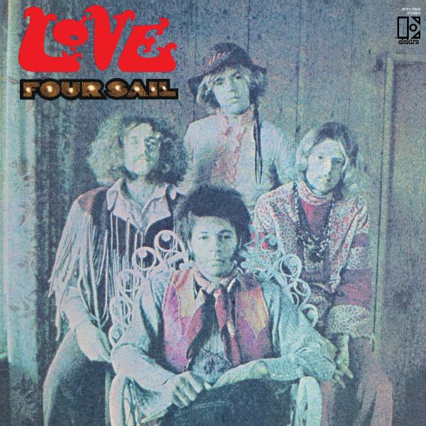 LOVE - Four Sail (colour)