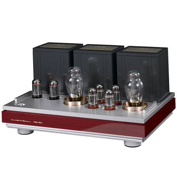 Ламповый стереоусилитель мощности Luxman MQ-300