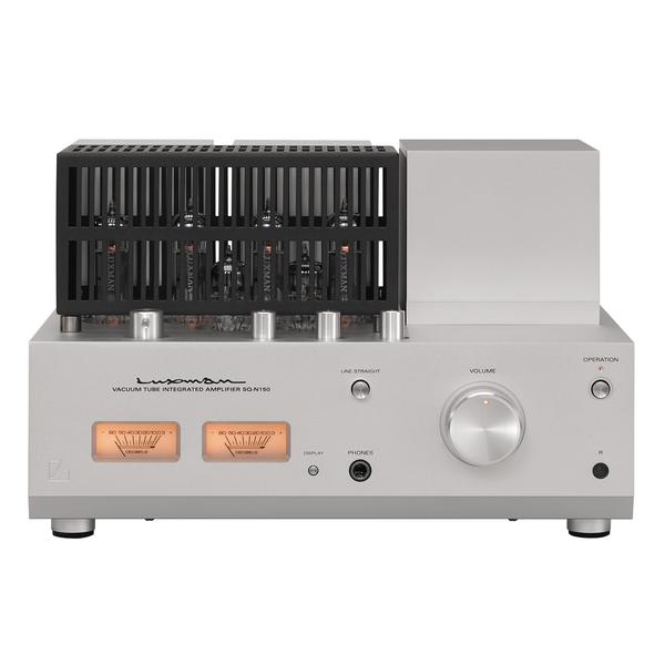 Ламповый стереоусилитель Luxman SQ-N150 фолио n150