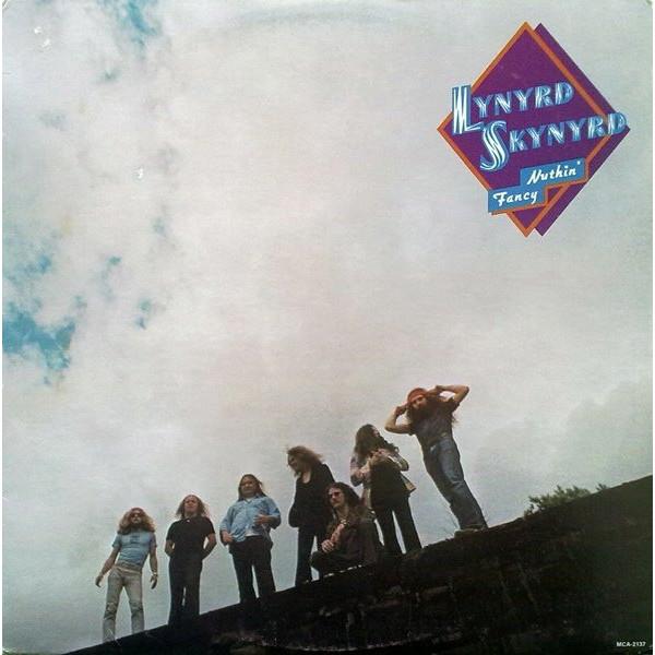 Lynyrd Skynyrd Lynyrd Skynyrd - Nuthin' Fancy lynyrd skynyrd lynyrd skynyrd southern fried rock boogie