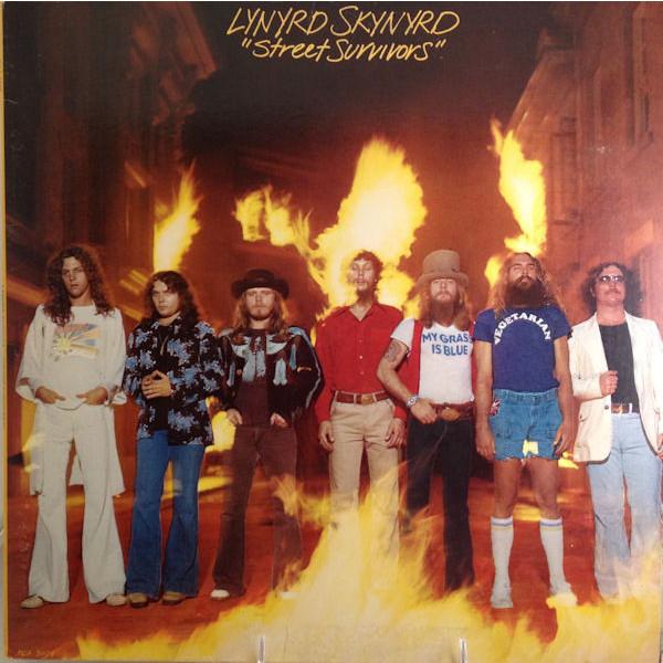 Lynyrd Skynyrd - Street Survivors