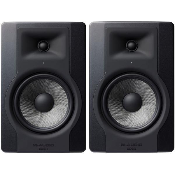 Студийный монитор M-Audio BX8 D3 Black