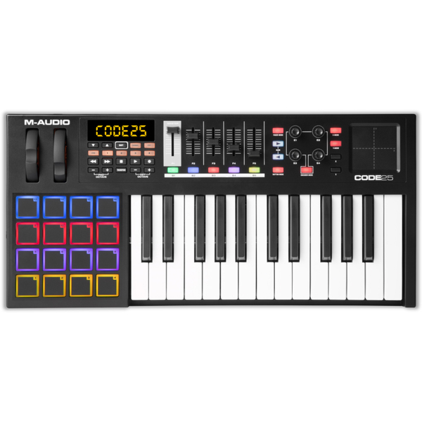 MIDI-клавиатура M-Audio Code 25 Black
