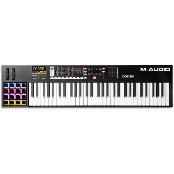 MIDI-клавиатура M-Audio Code 61 Black