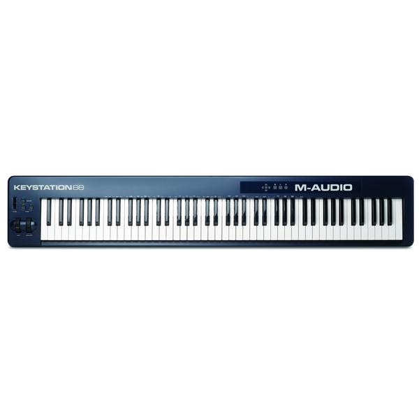 MIDI-клавиатура M-Audio Keystation 88 II цена